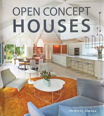 Open Concept Houses Cover, March 2018