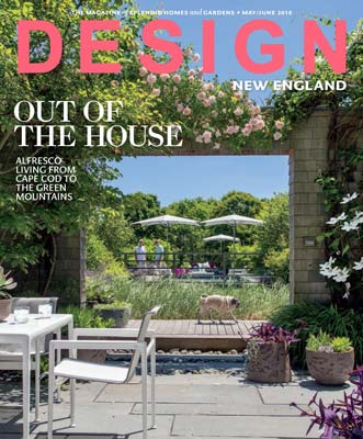 Design New England May/June 2016 Cover
